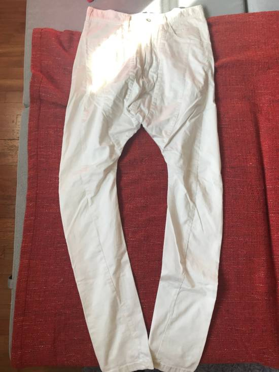 Julius SS16 curved denim pants Size US 32 / EU 48