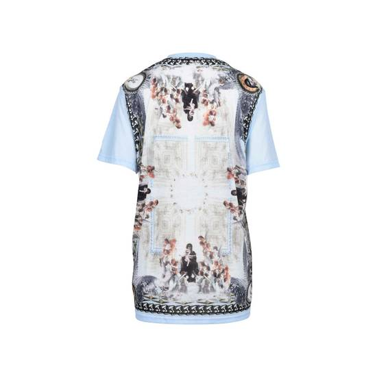Givenchy Baby Blue Madonna T-shirt Size US XS / EU 42 / 0 - 2