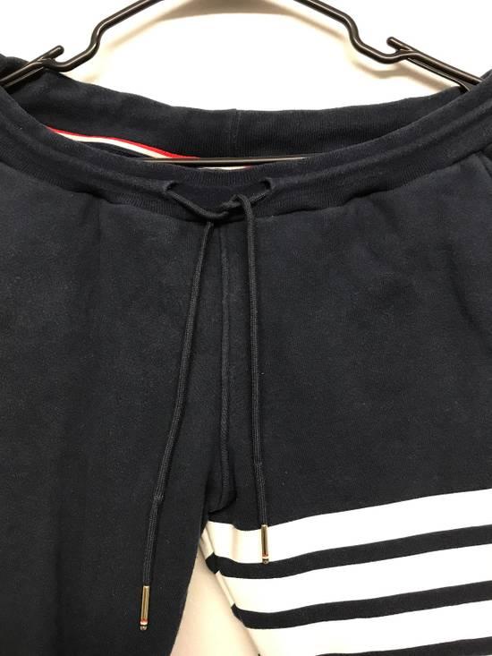 Thom Browne Classic TB Blue Sweatpants Size US 30 / EU 46 - 1
