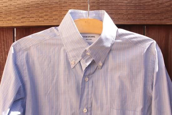 Thom Browne Thom Browne Shirt Blue Size Small Size US S / EU 44-46 / 1 - 2