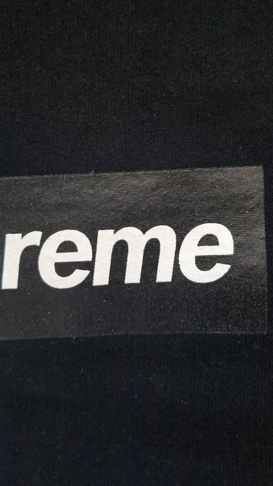 Supreme Supreme Black Box Logo Screenprint Size US XL / EU 56 / 4 - 2