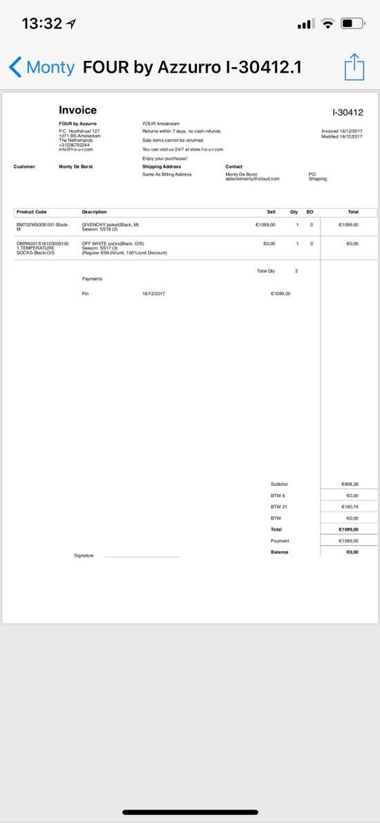 Givenchy Givenchy Jacket Size US M / EU 48-50 / 2 - 3
