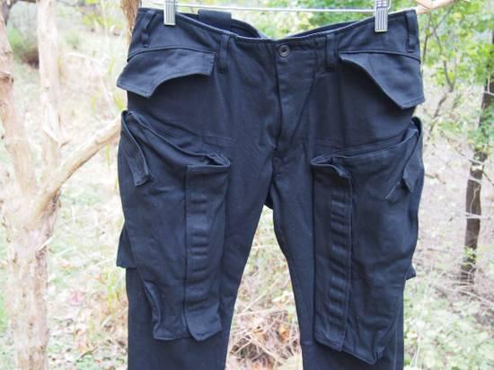 Julius AW 16 Beast Denim Cargo Pant Size US 34 / EU 50 - 2