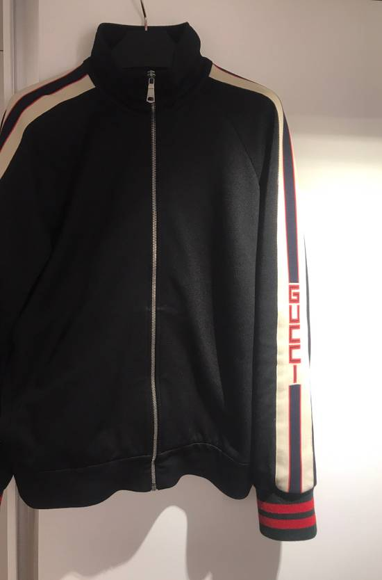 17fe8080a Gucci Technical Track Jacket Size US S / EU 44-46 / 1 ...
