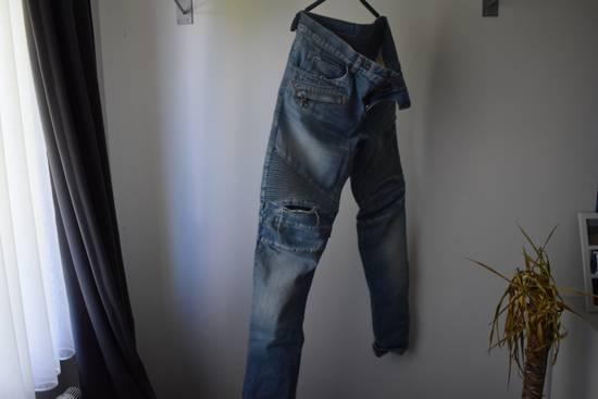 Balmain Balmain Biker Denim Jeans Size 33 Size US 33