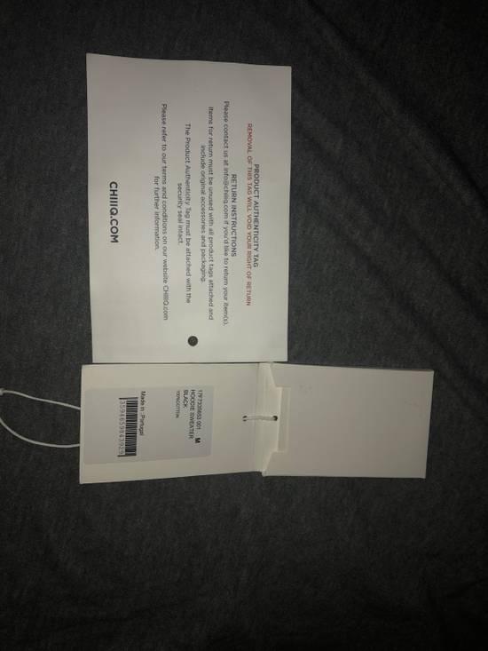 Givenchy Black Destroyed Givenchy Paris Logo Print Hoodie Size US M / EU 48-50 / 2 - 7