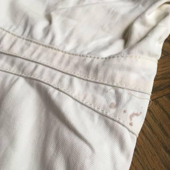 Balmain Balmain White Biker Pants Size US 36 / EU 52 - 9