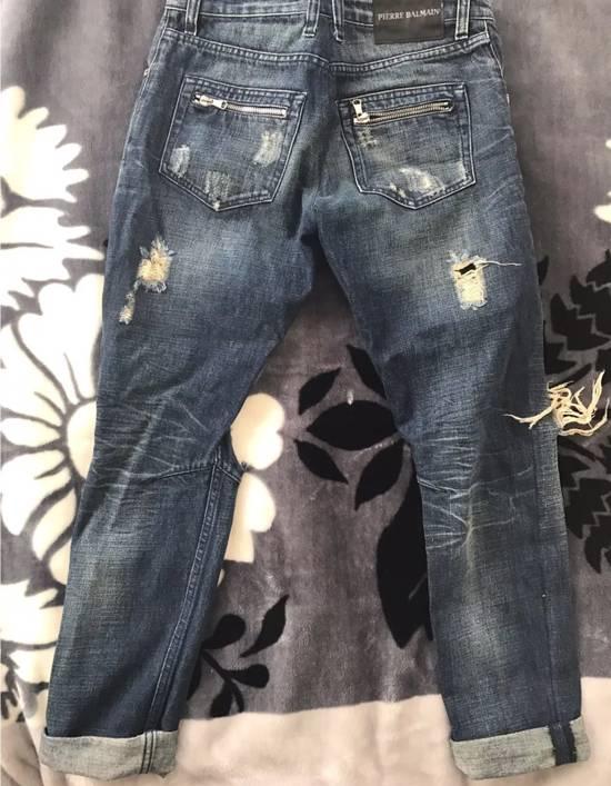 Balmain Balmain Ripped Jeans Size US 27 - 4