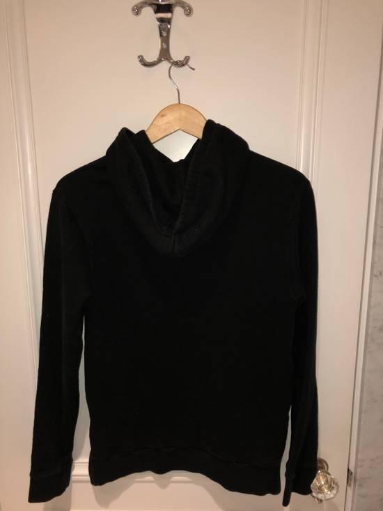 Balmain Balmain Black Hoodie With Sidezips Size US S / EU 44-46 / 1 - 2