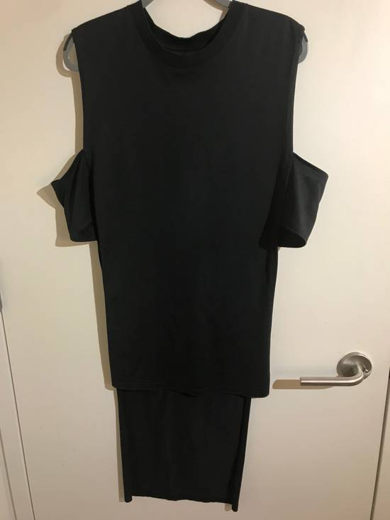 Givenchy Sleeveless Black T-shirt with open side panels Size US L / EU 52-54 / 3