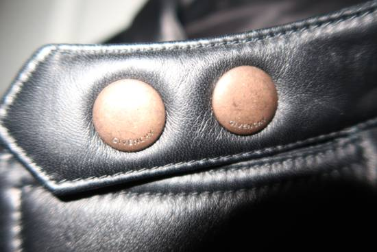 Givenchy Lamb leather moto star print jacket Size US M / EU 48-50 / 2 - 4