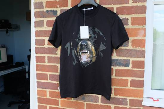 Givenchy Small Face Rottweiler T-shirt Size US S / EU 44-46 / 1