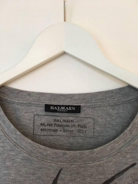 Balmain RARE Wolf Shirt from FW2011 Size US M / EU 48-50 / 2 - 2