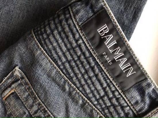 Balmain Balmain Biker Jeans Size US 30 / EU 46 - 2