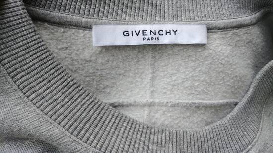 Givenchy Givenchy Grey Twin Monkey Brothers Print Rottweiler Men's Sweater size XS (S / M) Size US S / EU 44-46 / 1 - 11