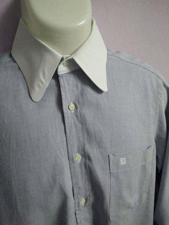 Givenchy Givenchy Oxford Shirt Button Down French Luxury Fashion House Monsieur by Givenchy Clean and Awesome Condition !! Size US L / EU 52-54 / 3 - 13