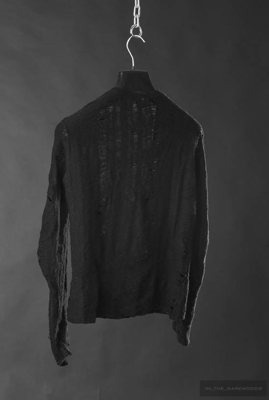 Julius 2005 AW frayed wool knit top Size US S / EU 44-46 / 1 - 2