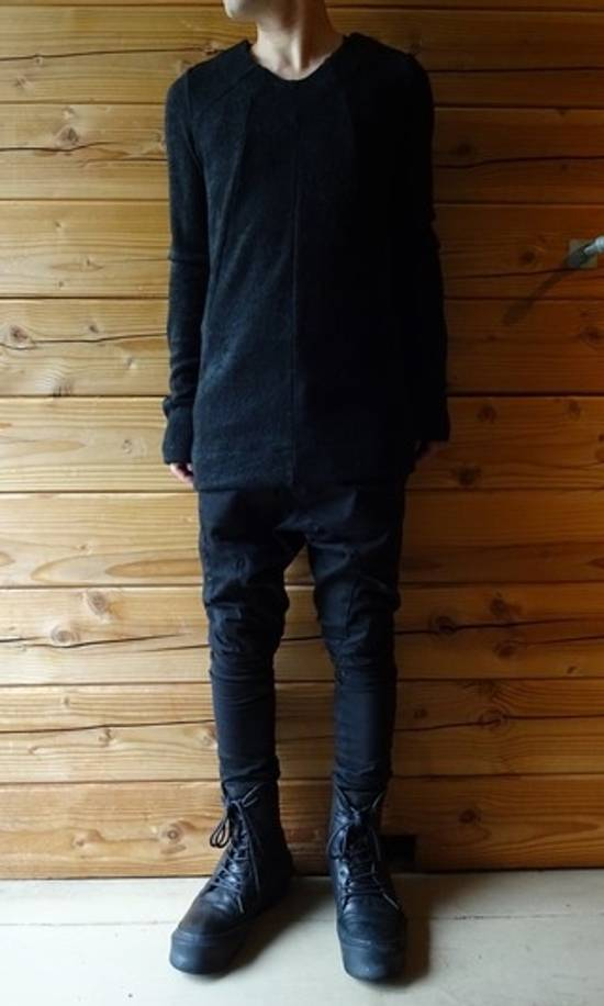 Julius 15AW sweater black Size US S / EU 44-46 / 1 - 8