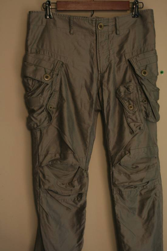 Julius SS10 Cotton-Lyocell Skinny Cargos Size US 31 - 3