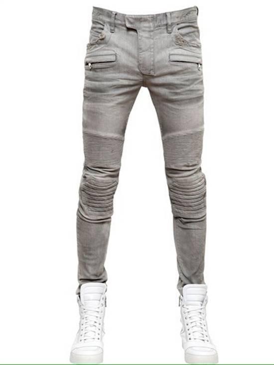 Balmain Balmain Biker Jeans Size US 32 / EU 48 - 18