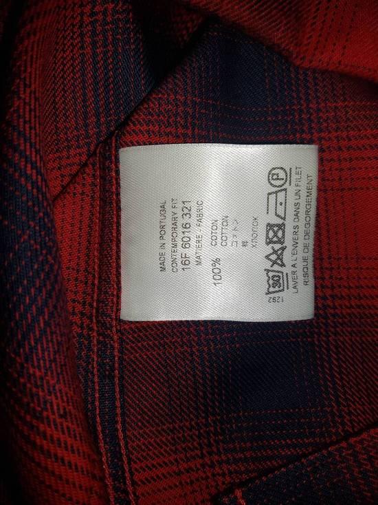 Givenchy Givenchy checked pocket shirt sz M Size US M / EU 48-50 / 2 - 6