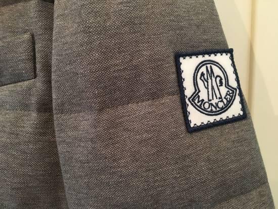 Thom Browne Gamme Bleu Quilted Down Blazer in Grey Size US XL / EU 56 / 4 - 2