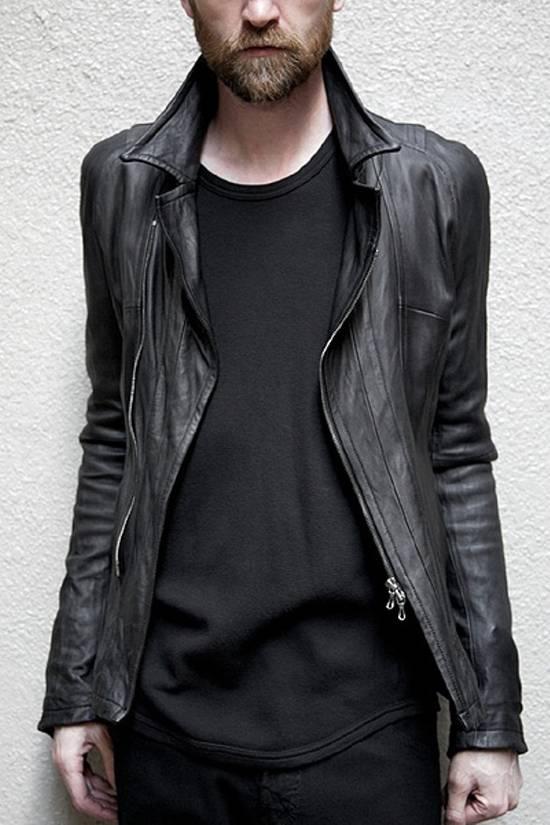 Julius MA_Julius Leather Jacket 2011AW Size US S / EU 44-46 / 1