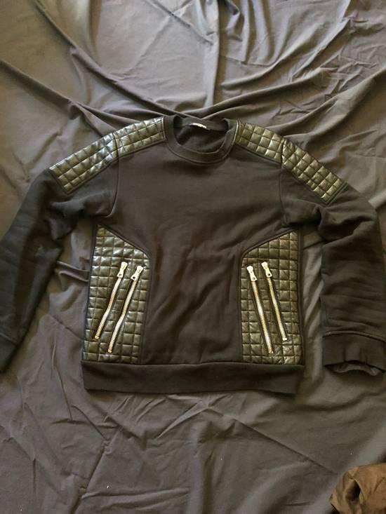 Balmain Balmain biker sweatshirt Size US M / EU 48-50 / 2 - 1