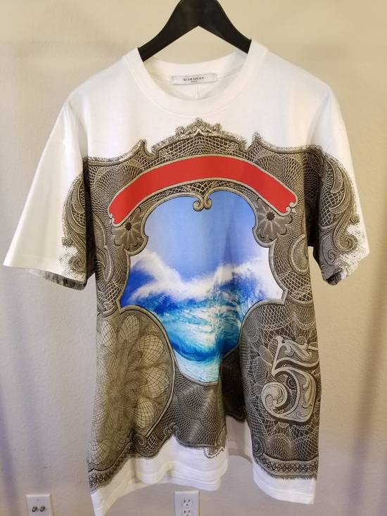 Givenchy Columbian Fit Waves Tee Size US M / EU 48-50 / 2