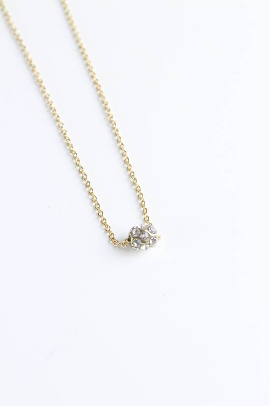 Givenchy Crystal Pendant Necklace Size ONE SIZE