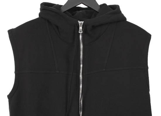 Balmain Original Balmain Hooded Black Men Sleeveless Sweatshirt Top Vest in size M Size US M / EU 48-50 / 2 - 2