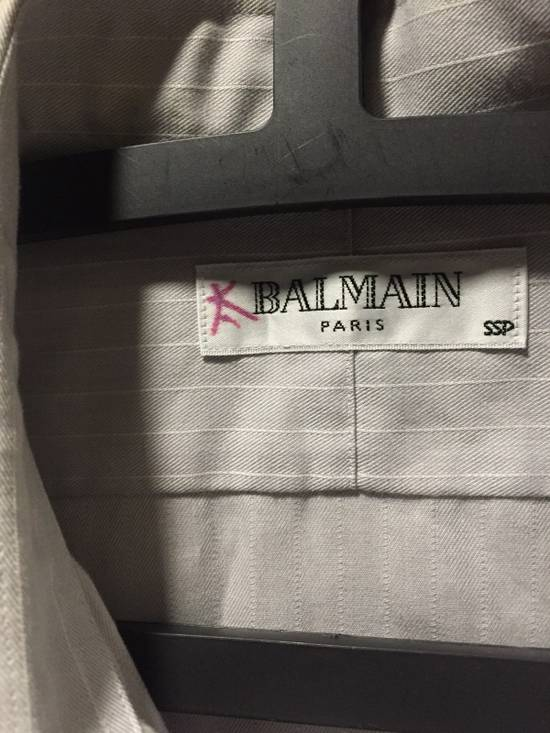 Balmain Vintage Pierre Balmain Longsleeves Button Ups Size US S / EU 44-46 / 1 - 5