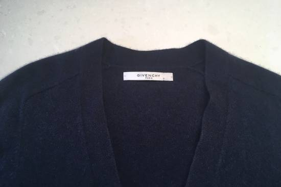 Givenchy GIVENCHY Cashmere Cardigan, Size M, Navy Size US M / EU 48-50 / 2 - 2