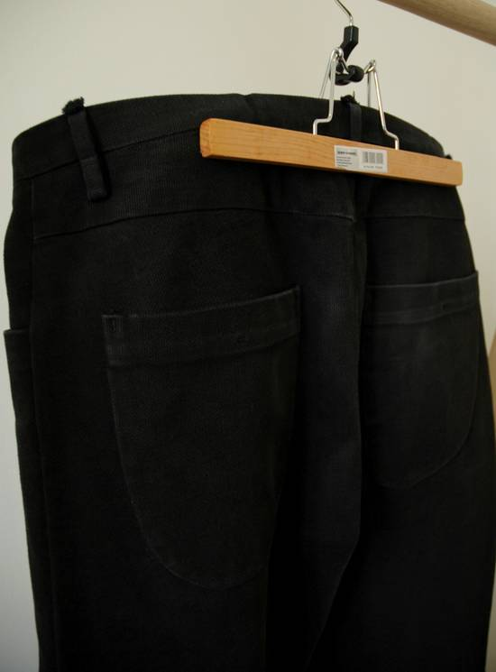 Label Under Construction Woven Inside One Cut Pants Size US 32 / EU 48 - 5