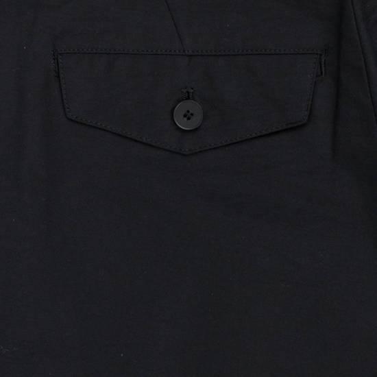 Julius 7 Black Cotton Blend Casual Trousers Pants Size 2/S Size US 32 / EU 48 - 5