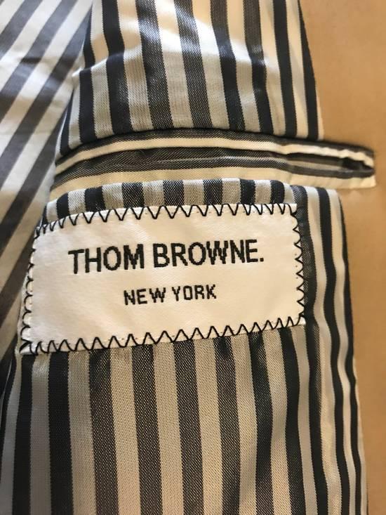 Thom Browne Thom Browne Tan Macintosh Overcoat - Size 00 Size US XXS / EU 40 - 6