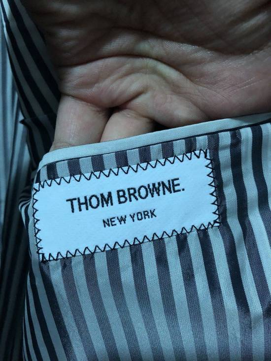 Thom Browne Navy Wool Coat Size TB2 Size US M / EU 48-50 / 2 - 4