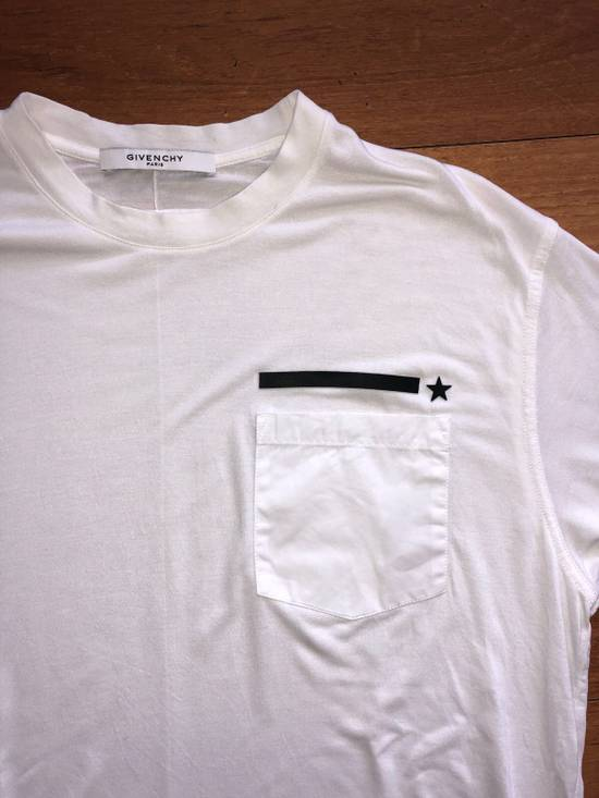 Givenchy Cuba Fit T-shirt White Size US XS / EU 42 / 0