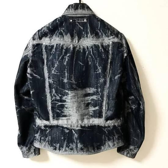 Issey Miyake Bleached Denim Rider - Size M Size US M / EU 48-50 / 2 - 2