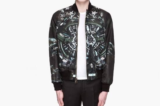 Givenchy NEW Men's Givenchy Reversible Bomber Jacket Size 50 Size US M / EU 48-50 / 2 - 6