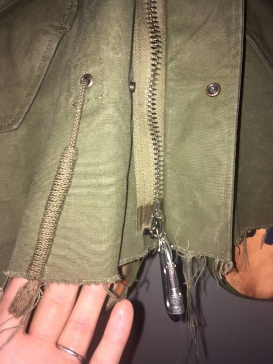 Givenchy Readymade Army Tent Shell Heavy Coat Size US M / EU 48-50 / 2 - 2