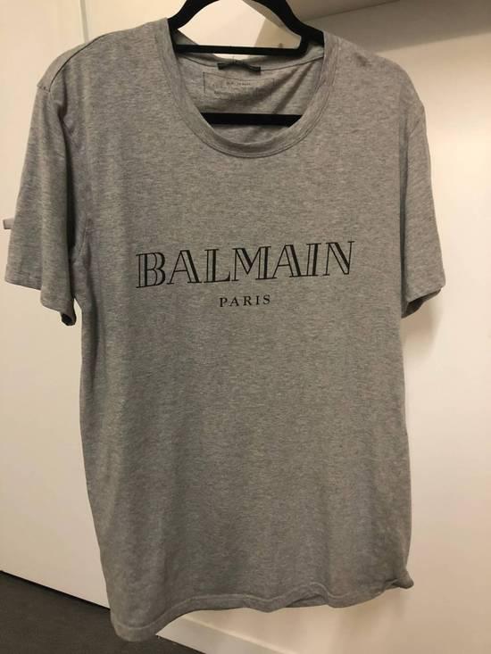 Balmain Classic Logo T-shirts Size US XXL / EU 58 / 5