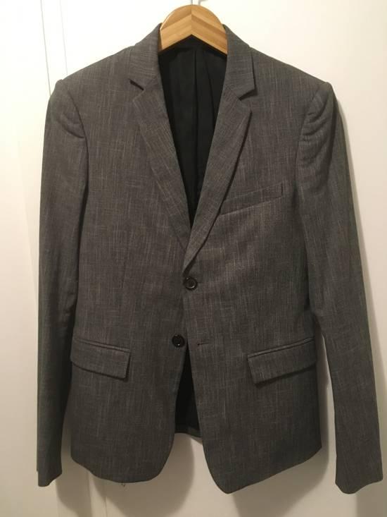 Balmain SS11 Grey Blazer Size 36R