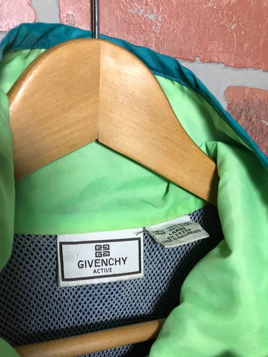 Givenchy Vintage Givenchy Zip Up Windbreaker Size US L / EU 52-54 / 3 - 5