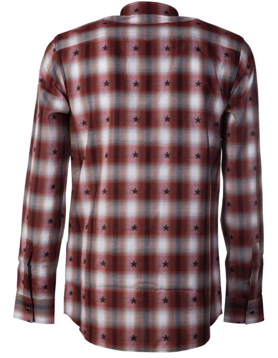 Givenchy Brand New Givenchy Checked Star Shirt Size 38L - 1