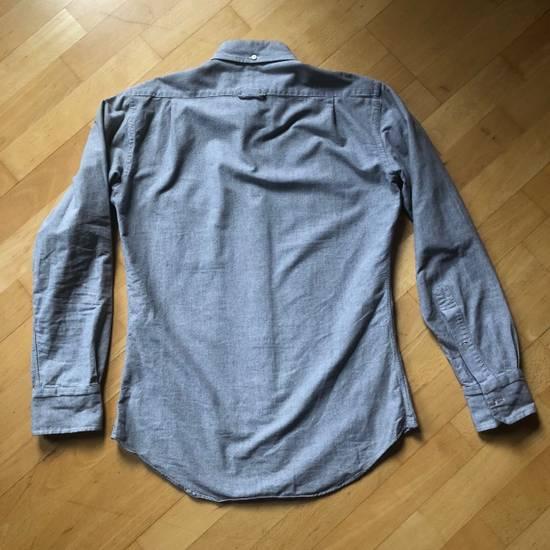 Thom Browne Oxford Classic Shirt Sz.2/M rare grey Size US M / EU 48-50 / 2 - 12