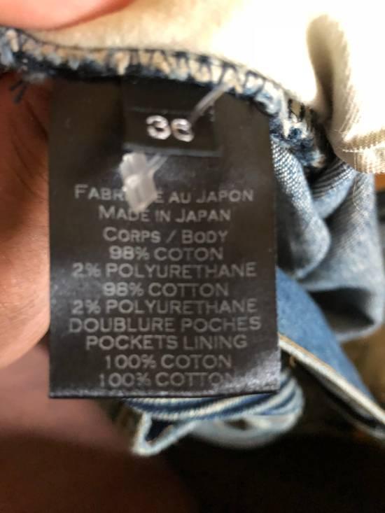 Balmain Balmain disrtressed biker jeans Size US 36 / EU 52 - 1