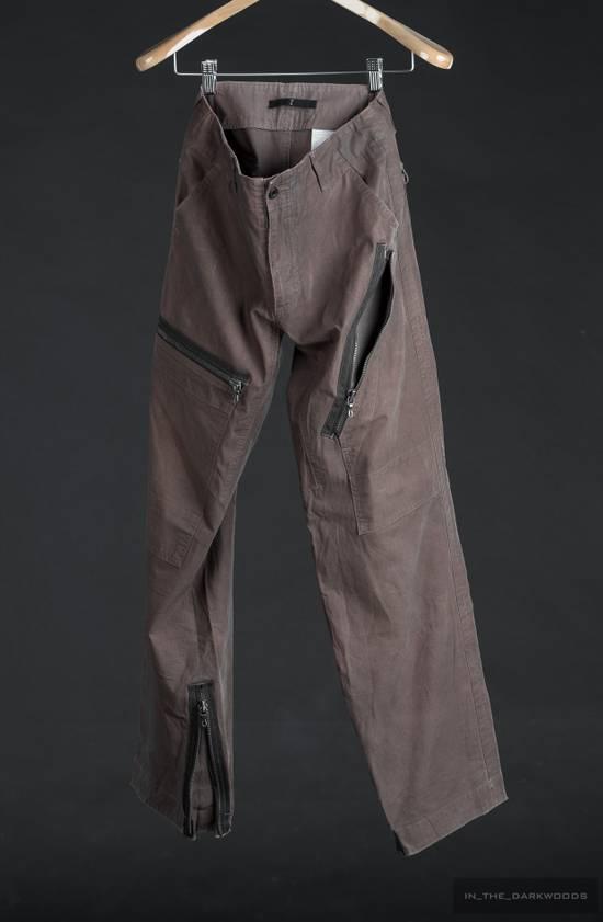 Julius = last drop = wide cargo pants 2008AW Size US 28 / EU 44