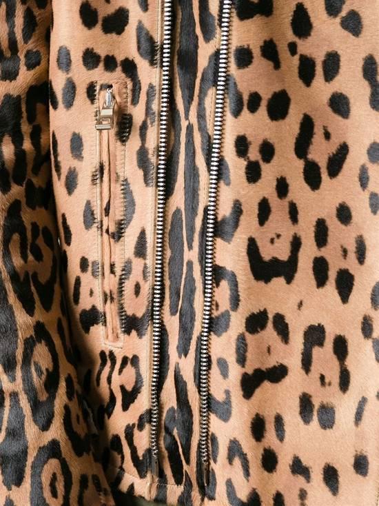 Balmain Balmain leater biker leopard jacket BNWT size 46 Size US S / EU 44-46 / 1 - 3