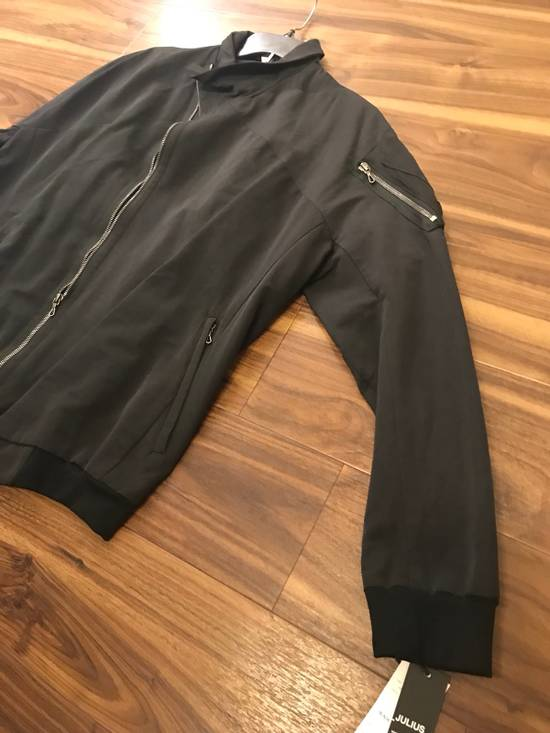 Julius Gross grain Light Black Jacket Size US L / EU 52-54 / 3 - 3